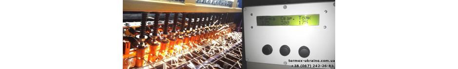 Блок управления с программатором для сварочного станка