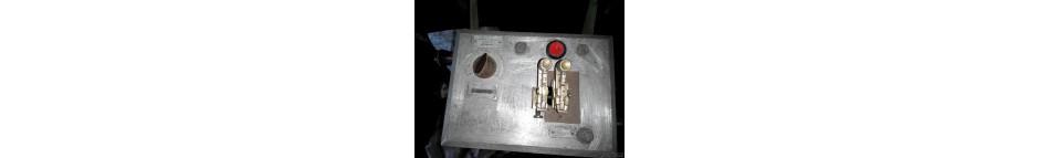 Сварочный аппарат для сварки проволки в стык ДСТ-Б