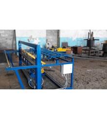 Комплект  оборудования для производства Канилированой (Сложно-рифленной) сетки (III ПОКОЛЕНИЕ)