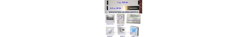 Панельные нагреватели OWEL Termex